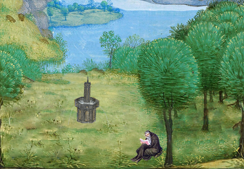 A Hermit in his Meadow